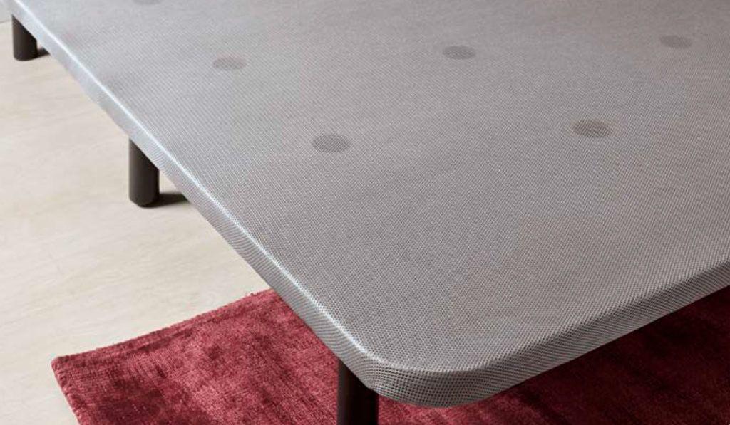 base tapizada, base tapizada barras, base tapizada de refuerzo