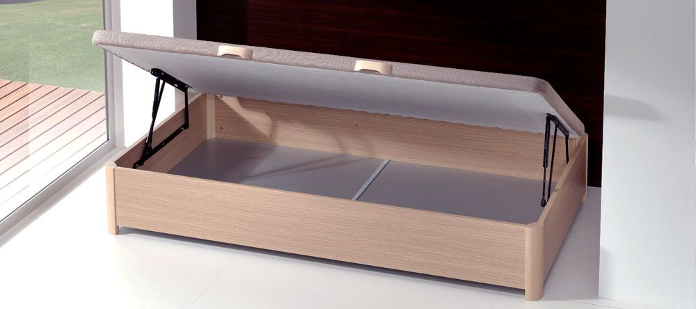 Canapé básico de apertura lateral, canapé para niños, canape resistente