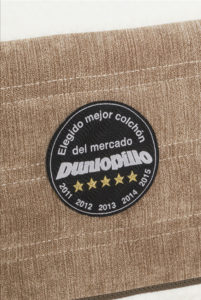 El mejor colchón del mercado Dunlopillo, Premiado por la OCU 5 años consecutivos, El mejor Colchón de Latex, El colchón mas premiado en Merkadescanso Huelva